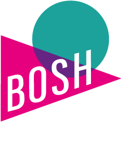 Bosh Fitness Logo